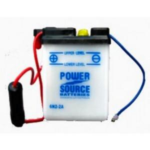Power Source    6 Volt  Battery (6N2-2A)