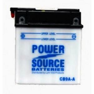 Power Source    12 Volt  Battery (CB9A-A)