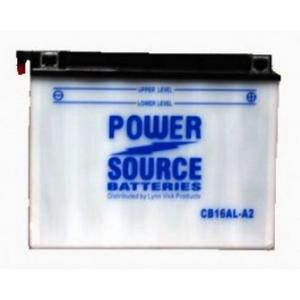 Power Source    12 Volt  Battery (CB16AL-A2)