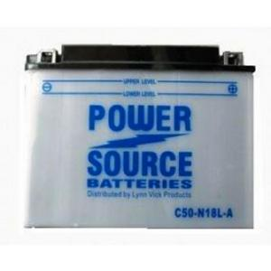 Power Source    12 Volt  Battery (C50-N18L-A)