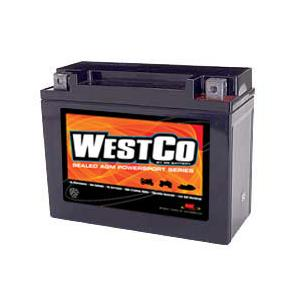 WestCo Power Sport 12 Volt  Battery (51814 / 51913)
