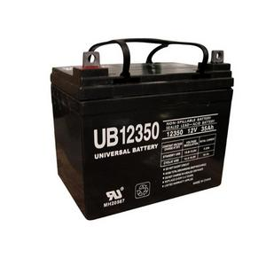 Universal Sealed AGM 12 Volt 35AH Battery (UB12350) Size U1