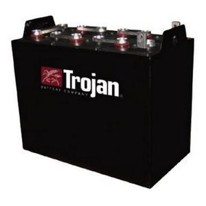 Trojan DC500ML: 12V Deep Cycle Flooded Battery with T2 Technology