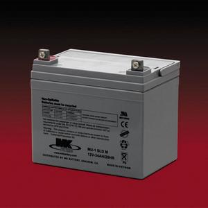 MK Sealed AGM 12 Volt Battery (12V330)