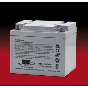 MK Sealed AGM 12 Volt Battery (12V400)