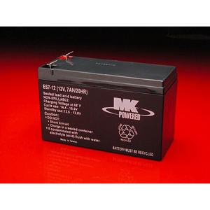 MK Sealed AGM 12 Volt Battery (12V072)
