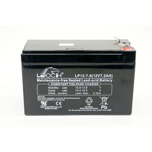 LEOCH Sealed AGM 12V - LP12-7.2T2