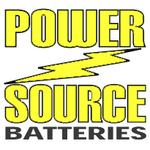 Power Source    12 Volt  Battery (CB3L-A)