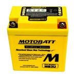 MOTOBATT MB3U - 12Volt Absorbed Glass Mat (AGM) Battery