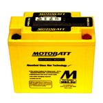 MOTOBATT MB5.5U - 12Volt Absorbed Glass Mat (AGM) Battery