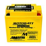 MOTOBATT MB9U - 12Volt Absorbed Glass Mat (AGM) Battery