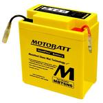 MOTOBATT MBT6N6 - 6Volt Absorbed Glass Mat (AGM) Battery
