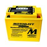 MOTOBATT MBTX12U - 12Volt Absorbed Glass Mat (AGM) Battery