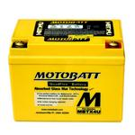 MOTOBATT MBTX4U - 12Volt Absorbed Glass Mat (AGM) Battery