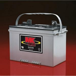 MK Sealed AGM 12 Volt Battery (Size 27)