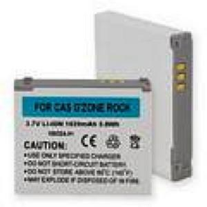 CASIO GZONE ROCK/C731 LI-ION 1020mAh (9322109811)