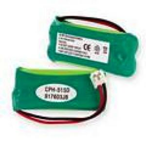 2xAAA NiMH 750mAh/D CONNECTOR (9322005649)