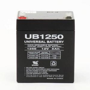 UPG Sealed AGM 12 Volt Battery (UB1250F1)