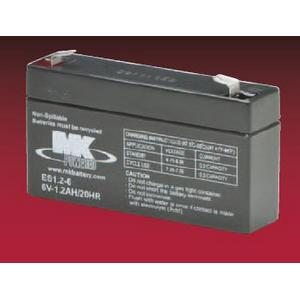 MK Sealed AGM 6 Volt Battery (6V013)