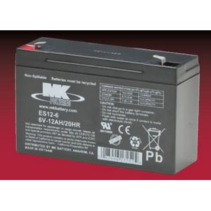 MK Sealed AGM 6 Volt Battery (6V120 T2)