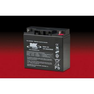 MK Sealed AGM 12 Volt Battery (12V200C Cyclic)
