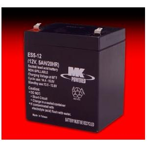 MK Sealed AGM 12 Volt Battery (12V050 T2)