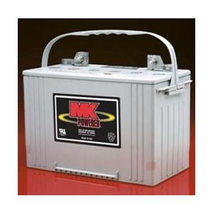 Deka Sealed AGM 12 Volt Battery (Size 27) DT