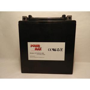 Power Max    12 Volt Battery (GTX20CH-BS)