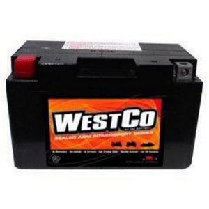 Westco Power Sport 12 Volt  Battery (12VZ10S)