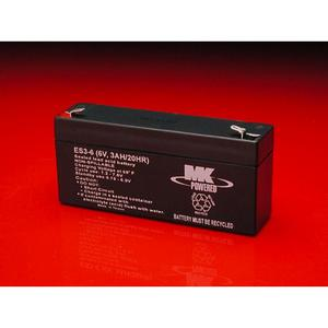 MK Sealed AGM 6 Volt Battery (6V030)