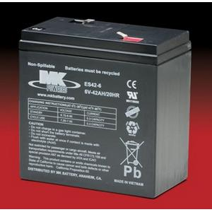 MK Sealed AGM 6 Volt Battery (6V420)