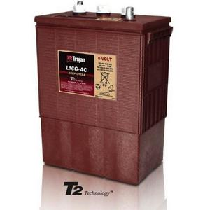 Trojan L16G-AC: 6V Deep Cycle Flooded Battery with T2 Technology