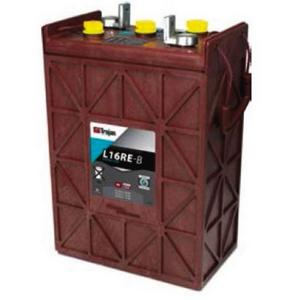 Trojan LR16RE-B: 6V PREMIUM LINE Deep Cycle Flooded Battery, 1,600 CYCLES @ 50% DOD - WITH SMART CARBON™