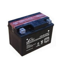LEOCH Power Sport 12 Volt Battery (LTX4L-BS), Dry Charged AGM Maintenance Free