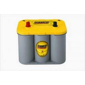 "OPT D34 - ""Yellow"" Deep-cycle & cranking power AGM battery"